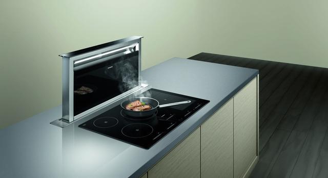 Wysuwany okap kuchenny Siemens